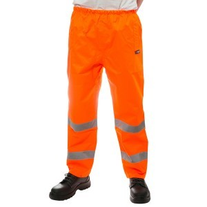 Hi Vis Trouser Orange